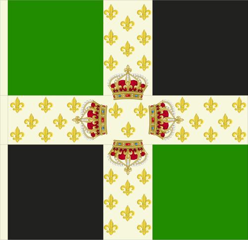 flag-de-la-reine Paul Webb