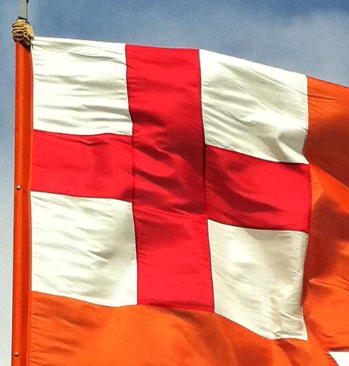 flag-earl-of-essex-canton-detail1 Paul Webb