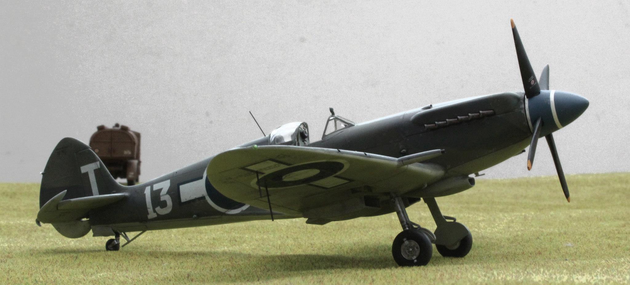 Seafire Mk XV