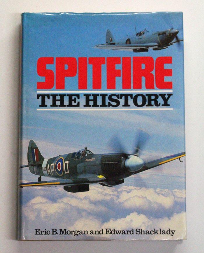 Spitfire The History