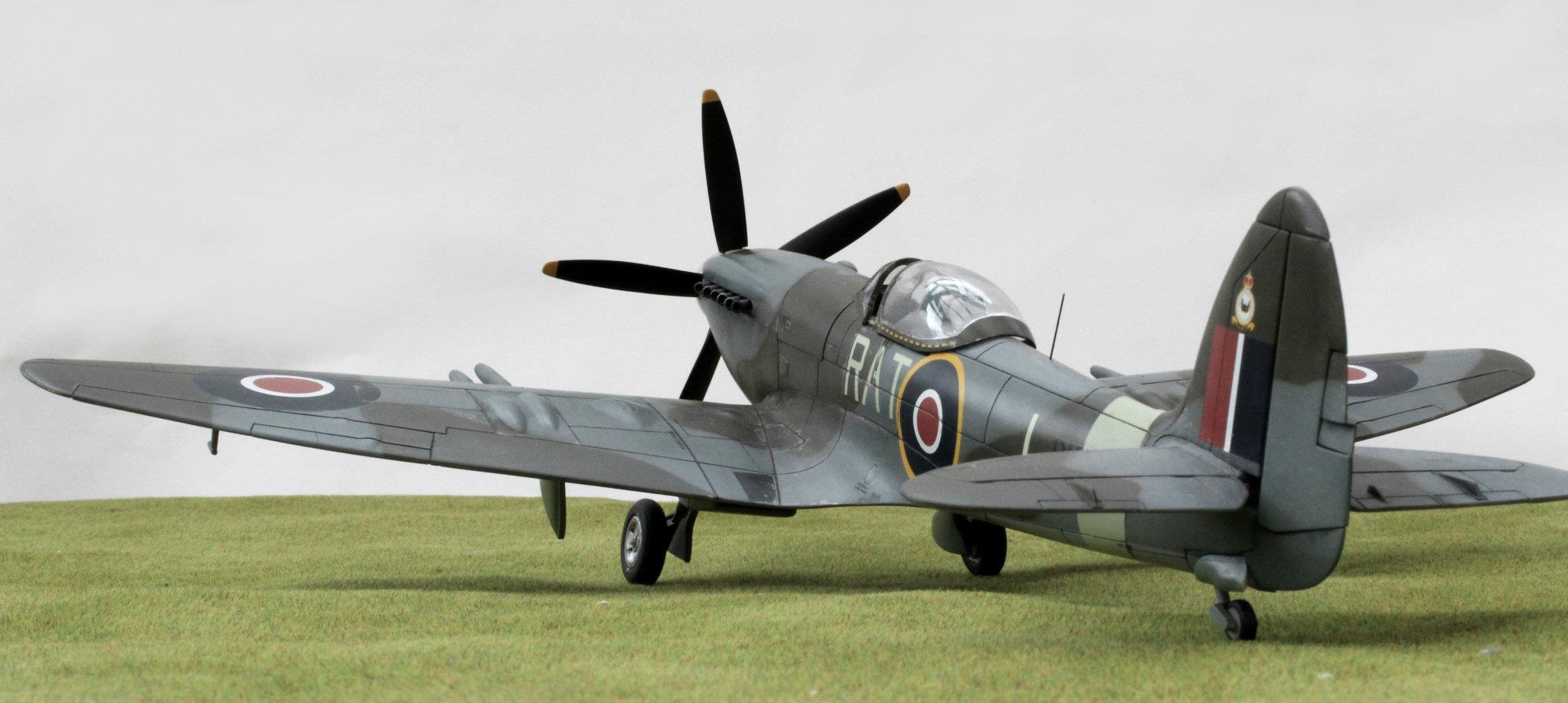 Spitfire Mk 22