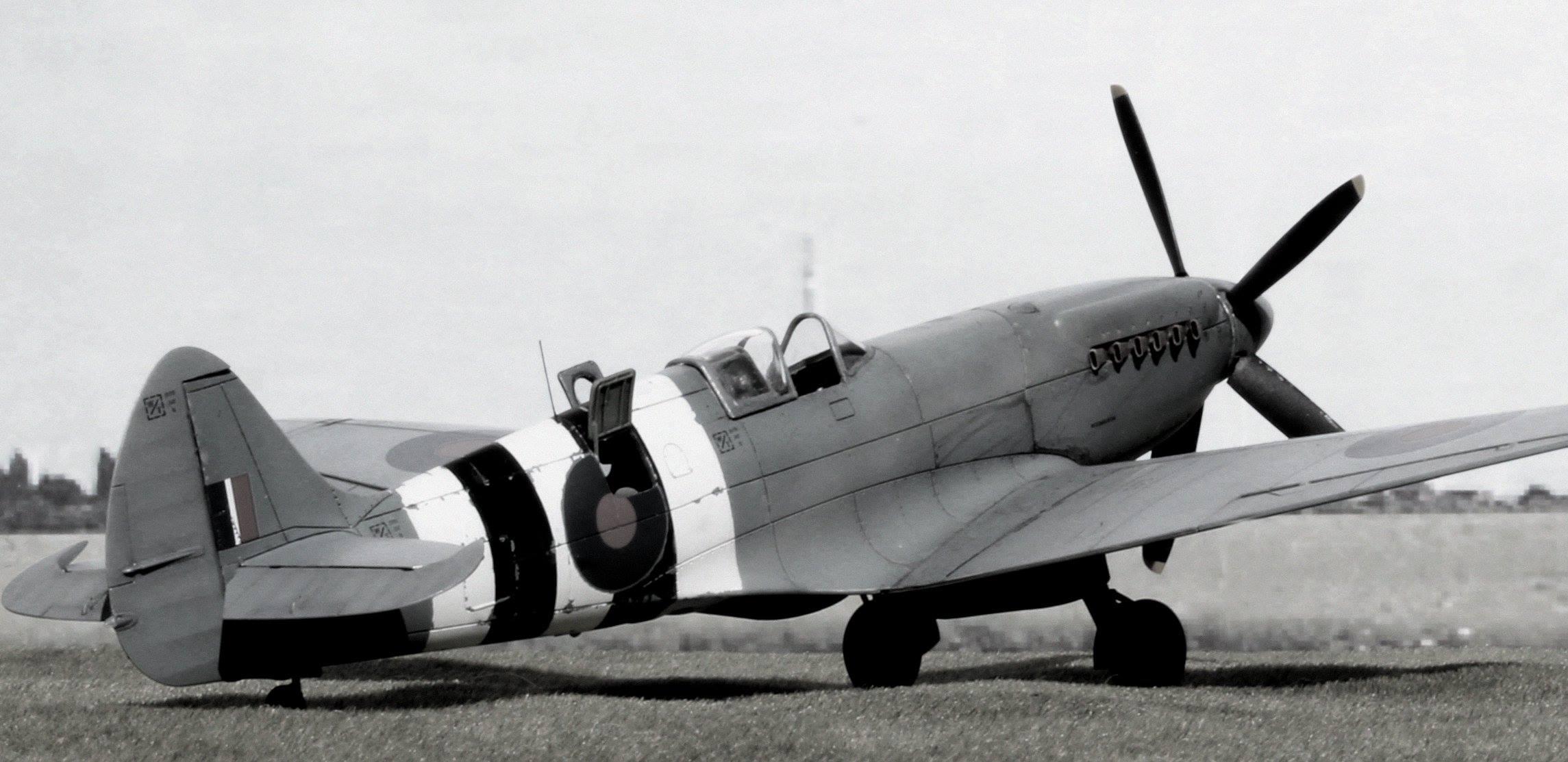 Spitfire Mk XIX (early)