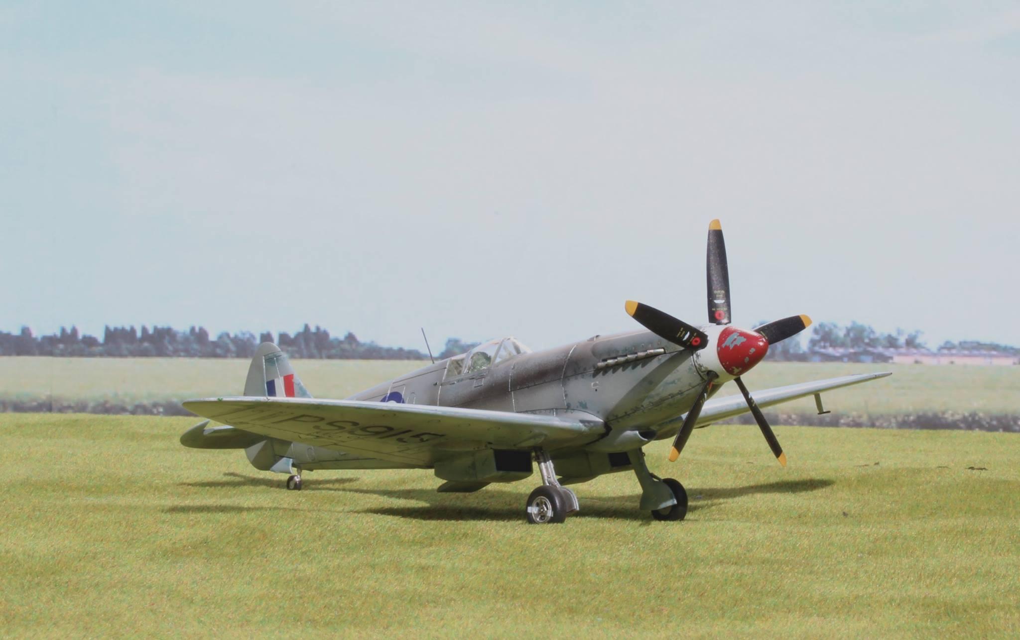 Spitfire Mk XIX (late)