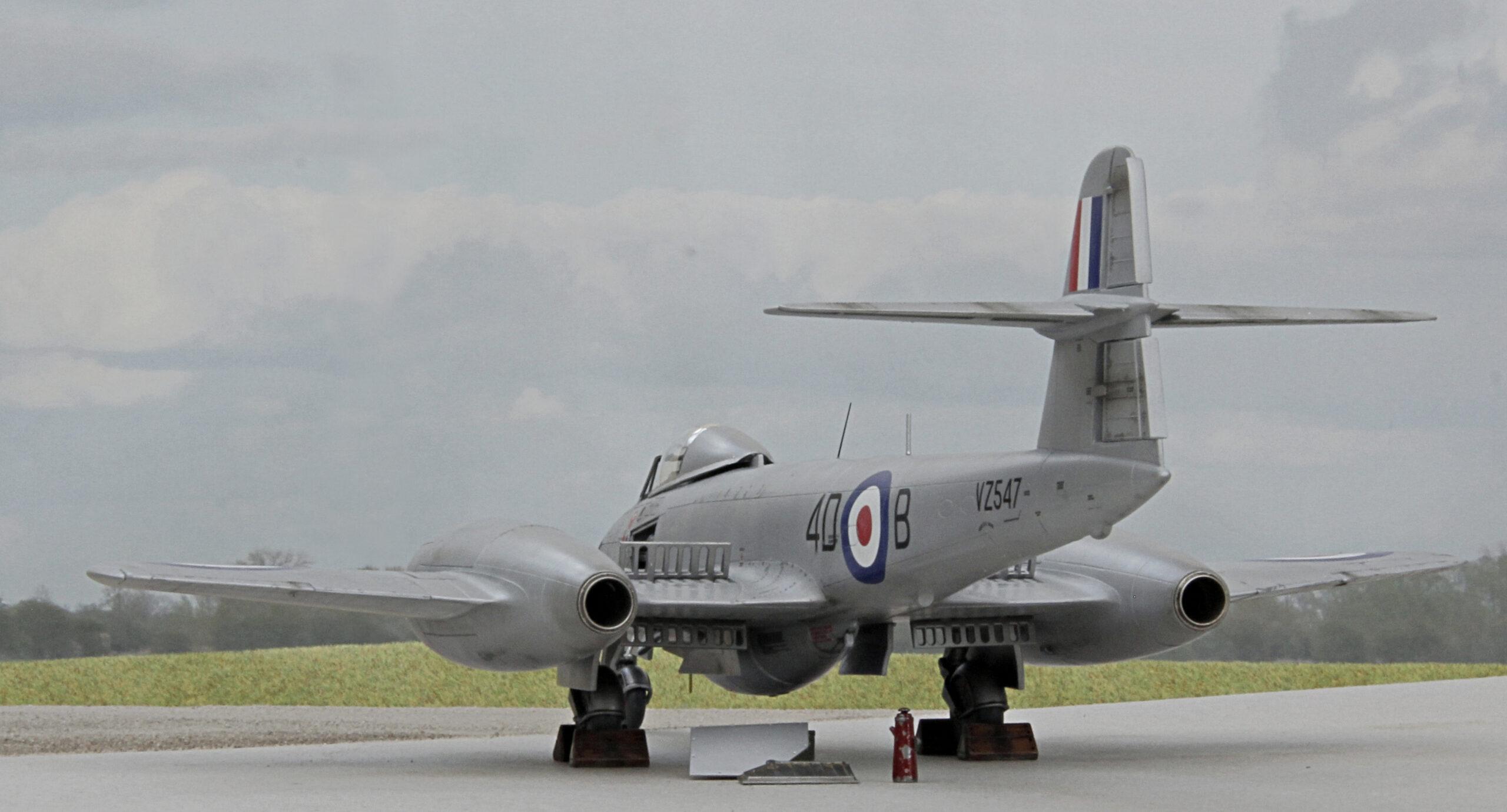 Meteor F.8 74 Squadron